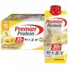 Premier Protein High Protein Shake, Bananas & Cream (11 fl. oz., 15 pk.)