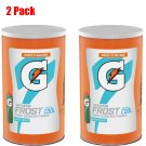 Gatorade Thirst Quencher Powder, Frost Glacier Freeze 2 pack Mahe 18 gallons