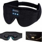 Gift/ Sleep Headphones,3D Sleep Mask Bluetooth 5.0 Wireless Music Eye Mask, FAST SHIPPING