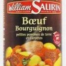 William Saurin 1898 - Boeuf Bourguignon - 14.11 oz - 1 serving) From France