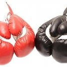 Last Punch 2 Pairs 16 OZ Boxing Practice Training Gloves Sparring Faux Leather