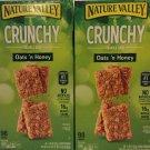 Nature Valley Oats 'n Honey Crunchy Granola Bars (98 ct.) X 2 boxes=196bars