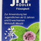 JHP Rodler Japanese peppermint oil for headache/congestion -30ml- From Germany