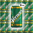 Vernors Ginger Soda, 12oz Can (Pack of 18,
