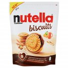 2 X Original Nutella Biscuits Resealable Bag made in Europe-Shipped from US