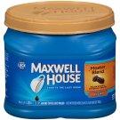 Tin Maxwell House Master Blend Light Roast Ground Coffee Kosher