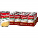 Campbell's Condensed 98% Fat Free Cream of Chicken Soup, 10.5 oz. Can (Pack of 12)