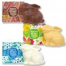 Bunny Rabbit Luxurious Shea Butter Sculptured Soap Gift Set (Set of 3)