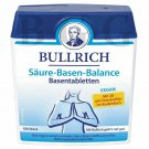 BULLRICH Acid alkaline balance 180 tablets with 20 test strips made in germany