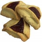 Hamantaschen Cookies – Jelly Top Cookies with Apricot Filling -Kosher -Gift
