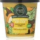 Organic Shop Body desserts Mango Sugar Sorbet Body Scrub 450ml from UK