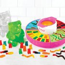 Electric Gummy Bear, Fish and Worm Maker  By nostalgia-  Try with your own CBD Oil