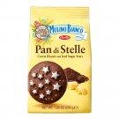 3 X Mulino Bianco Pan Di Stelle Cocoa Biscuits With Sugar Stars 3 Pack, 21.15 Oz
