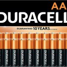 Duracell - CopperTop AA Alkaline Batteries - long lasting, all-purpose  - 24 Count