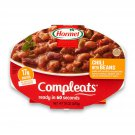 Hormel COMPLEATS Chili with Beans, 10 Ounce (Pack of 6)