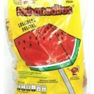 2X Mexican Candy Rebanaditas Watermelon Flavored Lollipops Sandia Paleta 40 PIECES