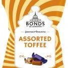 Bonds From London Assorted Toffee Bag  British Mini Market 2 packs