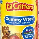 L'il Critters Gummy Vites Daily Kids Gummy Multivitamin: Vitamins C, D3 & Zinc  190 cap
