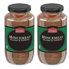 Cross & Blackwell Mincemeat Pie Filling and Topping | (2) 29 oz jar – Gourmet trom UK  -  British