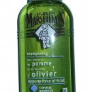 2X Le Petit Marseillais French Shampoo - Apple Extract and Olive Leaf - 250ml From France