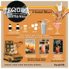 Gift /  Tequila summer Breeze Cocktail Mixers for Tequila Gift Set, 8 Flavors