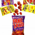 8 X  Pk Paketaxo Flamin Hot Assorted Mex Chips mix-  65 Gr X 8 count Mexican Stuff