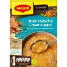 5 x  Maggi Oriental lentil soup /Orientalische Linsensuppe from germany