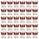 Gift Suggestion Bonne Maman Strawberry  Preserve Mini Jars - 30 pcs x 1 oz - Kosher Jelly Jam