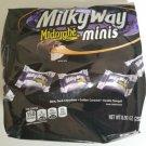 MILKY WAY MIDNIGHT DARK CHOCOLATE Mini SIZE 8.90 OZ