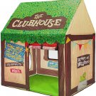 Clubhouse Tent Kids Play Tents for Boys School Toys for Indoor and Outdoor