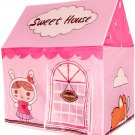 Sweethouse Tent Kids Play Tents for girls For little princess School Toys for Indoor and Outdoor