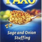 8 x Paxo Sage & Onion Stuffing 85g UK England-  British Mini Market
