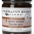 Gourmet  For Maple and Bacon Lover -Terrapin   -  Apple Maple Bacon Jam –  11 oz jar