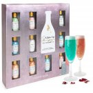 Cool Gift Set,Cocktail Shimmer  - Includes 10 Champagne Shimmers to Elevate Your Cocktai