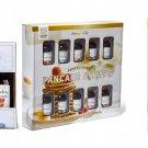 Cool Gift Set,Pancake Syrup 4/6/18 Sampler Gift Set, Includes  Mini Syrup Bottle