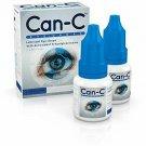 Can-C Lubricant Eye Drops For Cataract, N-Acetylcarnosine 2 X 5 ml