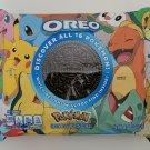 Oreo Pokémon Chocolate Sandwich Cookies Limited Edition