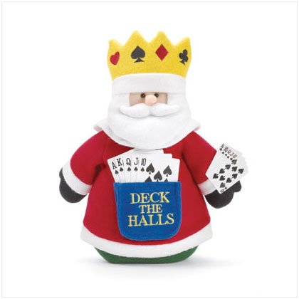 Discount Christmas Shopping: Poker King Hold Cards