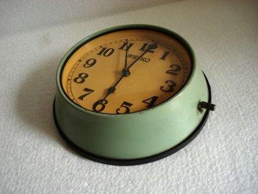 SEIKO Marine QUARTZ Clock  -  Made in JAPAN