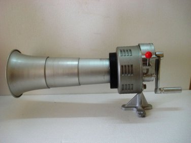 NAUTICAL FOG HORN - Sound Range 1.5 Mile Zone - JAPAN