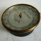 F. DARTON & Co. Ltd. Watford Circa 1920  Aneroid Barometer * No. 1030 * Brass