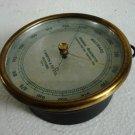 F. DARTON & Co. Ltd. Watford Circa 1920  Aneroid Barometer * No. 1006 * Brass