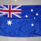 "Lot of 10 pieces AUSTRALIA Flags -17"" X 25"" - AUSTRALIA NATIONAL FLAG"
