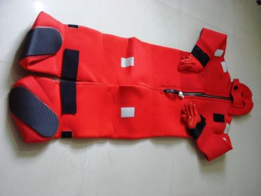STEARNS Immersion Suit / Survival Suit -ADULT UNIVERSAL - 1590 C - EXCELLENT ONE