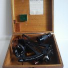 HEZZANITH Marine Sextant  -No.75642 - Made in ENGLAND - HEATH NAVIGATION