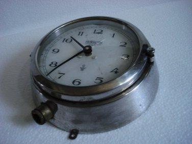 WEMPE Marine SLAVE Clock  - BRASS - Made in GERMANY (C)