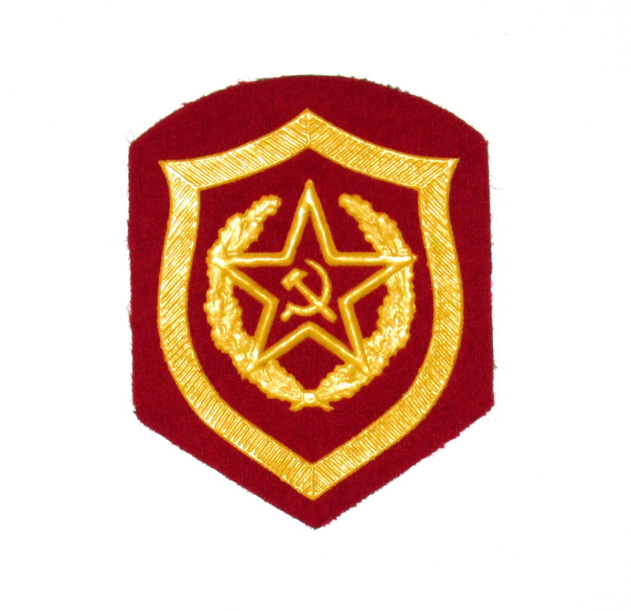 100% Original USSR - Soviet Russian Military Uniform Patch - Motor Rifle -