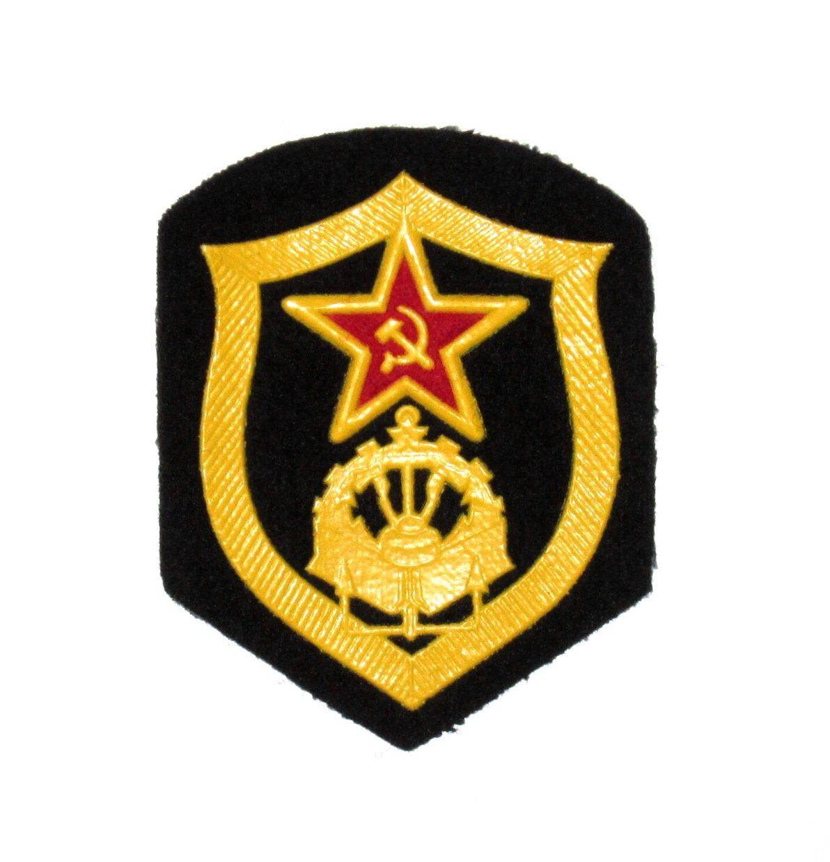 100% Original Patch Army Soviet Union Communist Russia - USSR - - Military Engineering