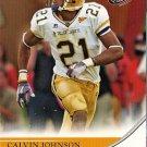 2007 Press Pass Calvin Johnson RC #18