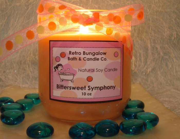 10 oz Soy Candle